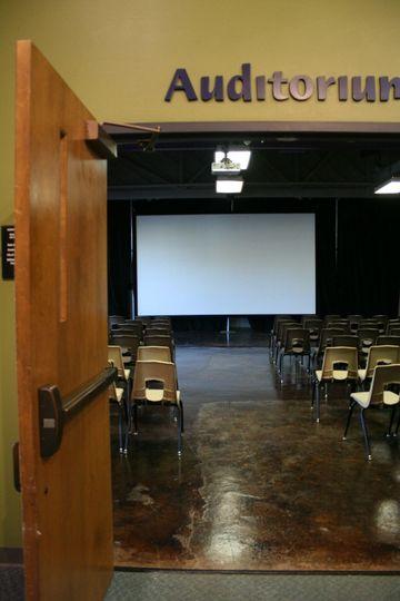 auditorium projector