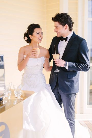 Espresso Dave's Coffee Catering Iced and Frozen Coffee Drinks, Boston Wedding, New Hampshire...