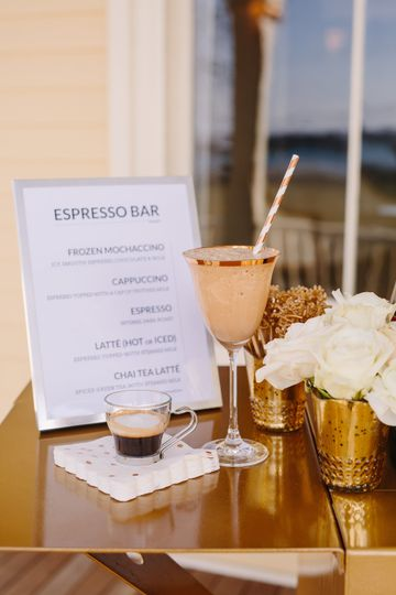 Espresso Dave's Coffee Catering Ice, Hot, Cold Espresso Bar SErvice, New England Weddings, Boston...
