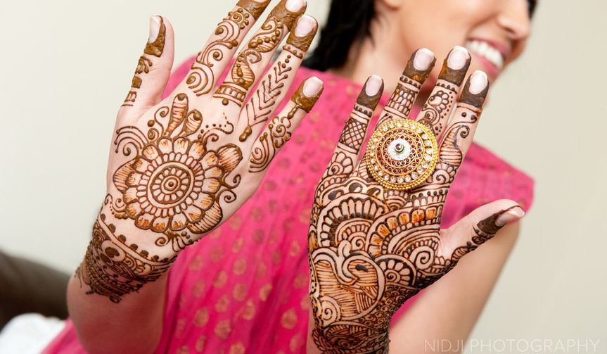 Mehndi Makeup Review : Mehndi by monika reviews ratings wedding beauty
