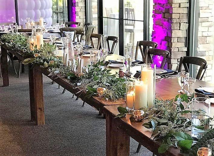 Head Table- Farm Tables