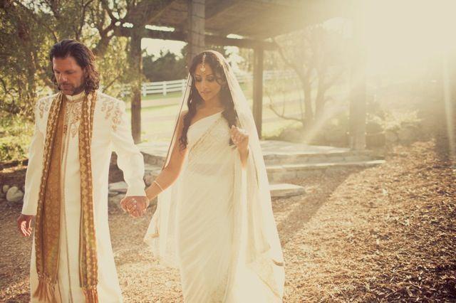 Golden Hour vows