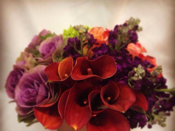 Tmx 1521250405 E79670ce970bd3d3 1521250404 Fc204f1e08bc0e1c 1521250405343 11 Fall Centerpiece Braintree, MA wedding florist