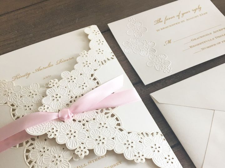 Tmx 1493486777376 83c44793 Ca7e 4b02 Aef7 8db95e3fe366 White Plains, New York wedding invitation