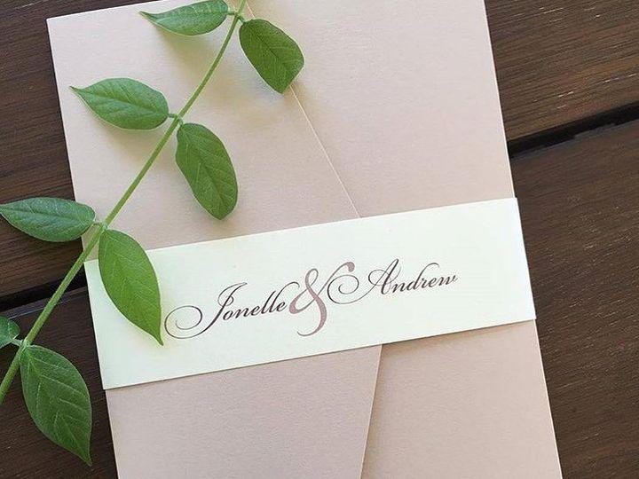Tmx 1493486794251 C02f2156 0ca4 4ebe 94a5 379e7c9db721 White Plains, New York wedding invitation