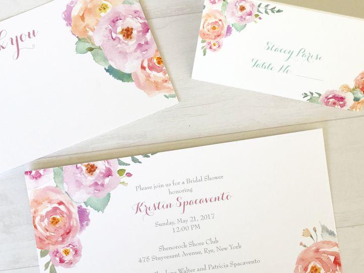Tmx 1496339591109 Img2059 White Plains, New York wedding invitation
