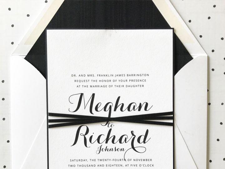 Tmx 1496339605107 Img2120 White Plains, New York wedding invitation