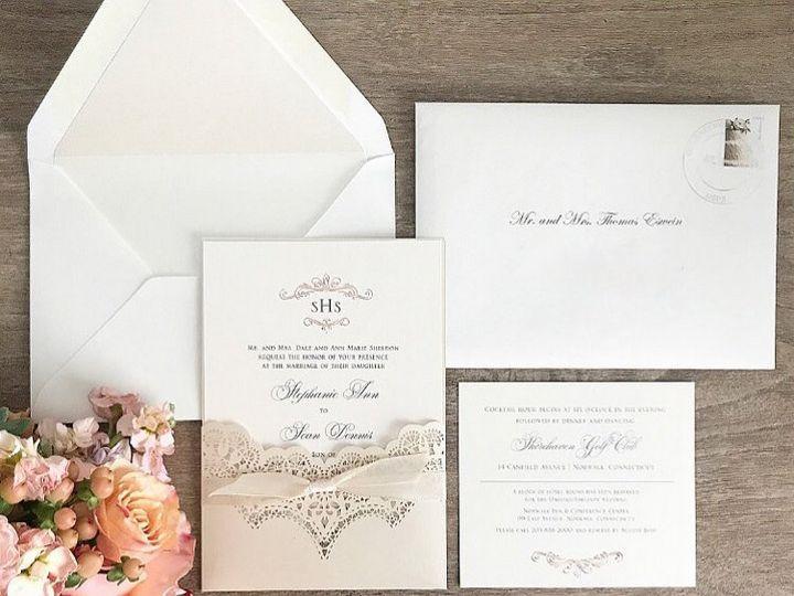 Tmx 1508960216297 Stephsean White Plains, New York wedding invitation