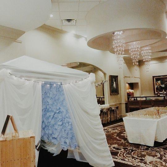 atlanta photobooth wedding