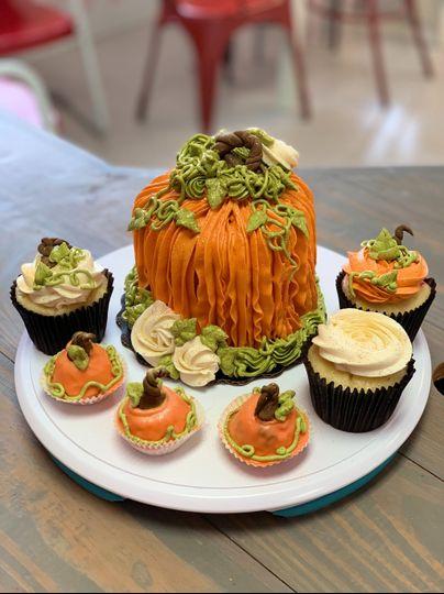 Themed desserts!