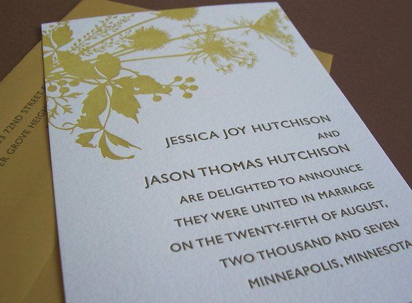 Tmx 1258676859100 Jessjason Minneapolis wedding invitation
