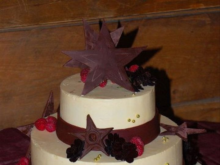 Tmx 1303842973733 BarnStar Waterbury Center, VT wedding cake