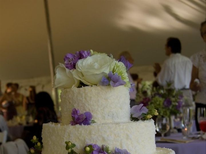 Tmx 1303842999967 Coconutcake Waterbury Center, VT wedding cake