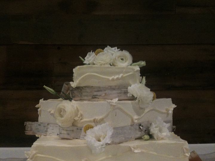 Tmx 1457276416888 Square Birch Waterbury Center, VT wedding cake