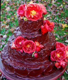 Tmx 1457276464247 Chocolate Rose Waterbury Center, VT wedding cake