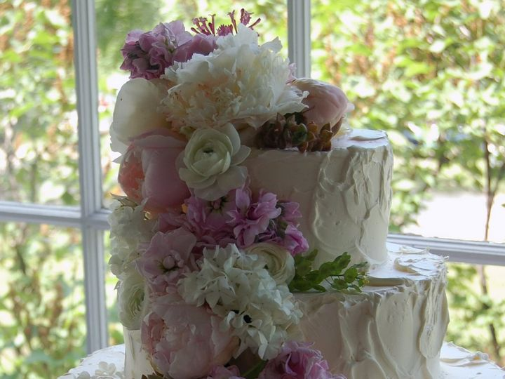 Tmx Vcs Spackle Effect 51 138065 Waterbury Center, VT wedding cake