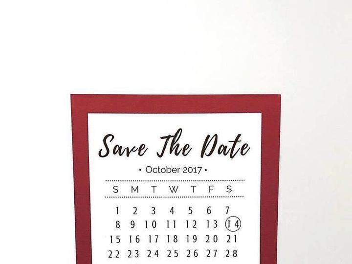 Tmx 1490716816481 Savethedate Tulsa wedding invitation