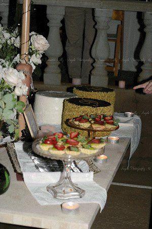 Tmx 1358789579747 Dessertbuffetjpg Arnold, CA wedding catering