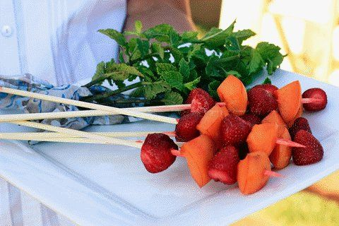 Tmx 1358789584143 Fruitskewers Arnold, CA wedding catering