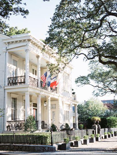 Elms Mansion New Orleans