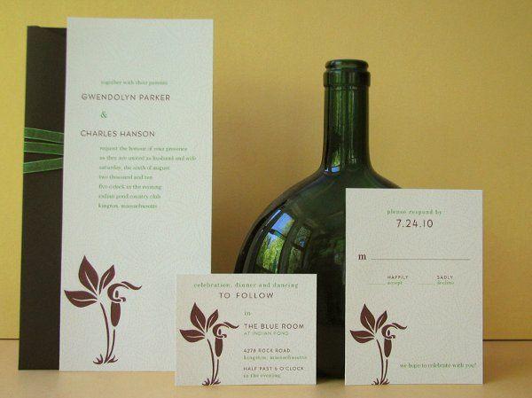 Tmx 1270250351757 CocoFleur1b Plymouth wedding invitation