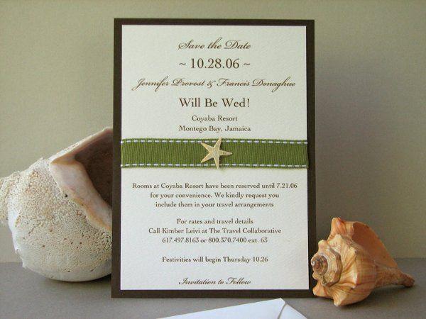 Tmx 1270250353695 Starfishstd1b Plymouth wedding invitation
