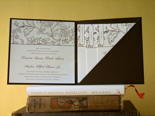 Tmx 1270250357163 CocoaRomance2b Plymouth wedding invitation