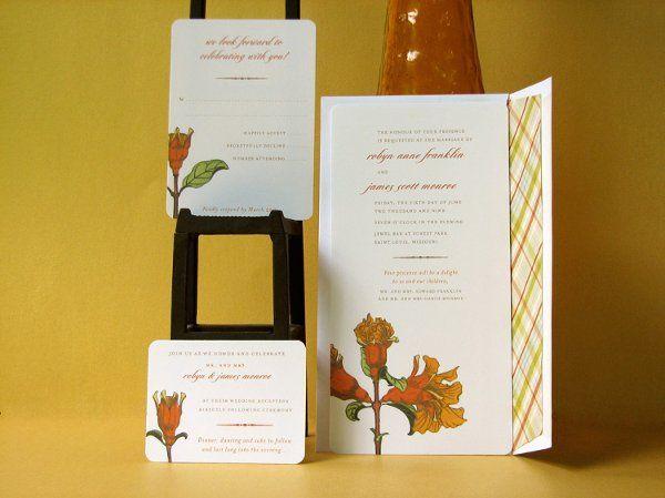 Tmx 1270250360742 Magnolia1b Plymouth wedding invitation
