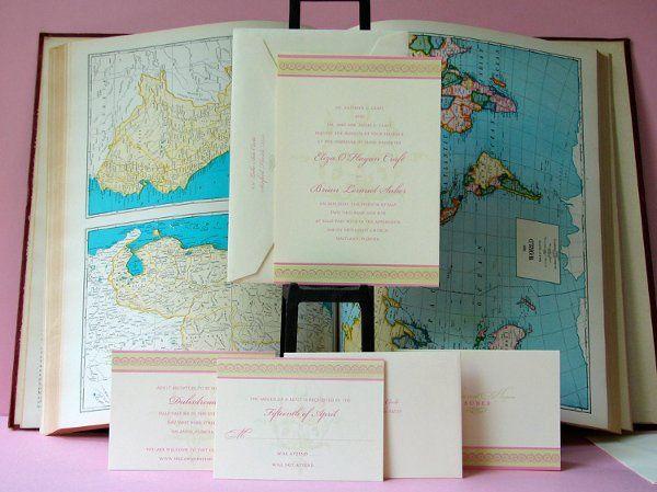 Tmx 1270250361445 GardenFlourish2b Plymouth wedding invitation