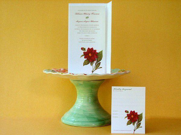 Tmx 1270250364523 Dahlia6b Plymouth wedding invitation