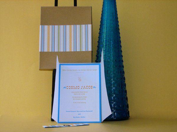 Tmx 1270250365710 Featherbaby1 Plymouth wedding invitation