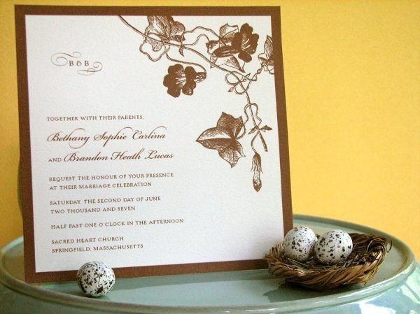 Tmx 1270253909492 Cocoaspice3 Plymouth wedding invitation