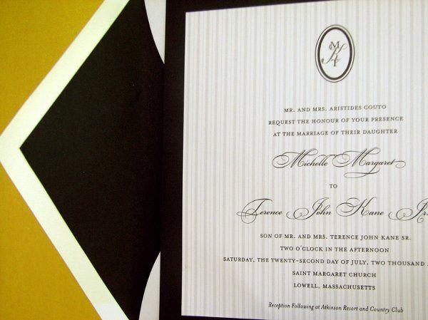 Tmx 1270253910085 HighSociety2 Plymouth wedding invitation