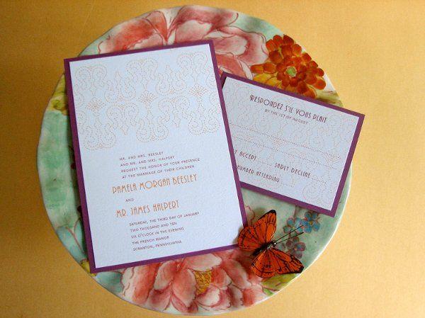 Tmx 1270253911007 Nouveau4b Plymouth wedding invitation