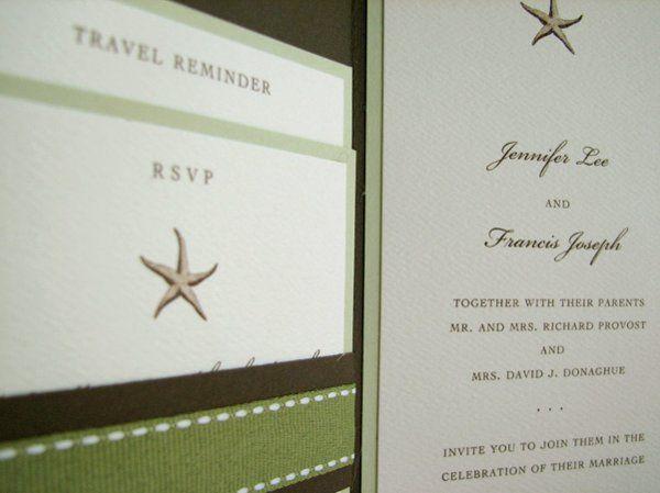 Tmx 1270253922288 NaturalSeaside2 Plymouth wedding invitation