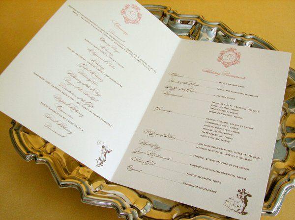 Tmx 1270253924179 Danseursprogram4b Plymouth wedding invitation