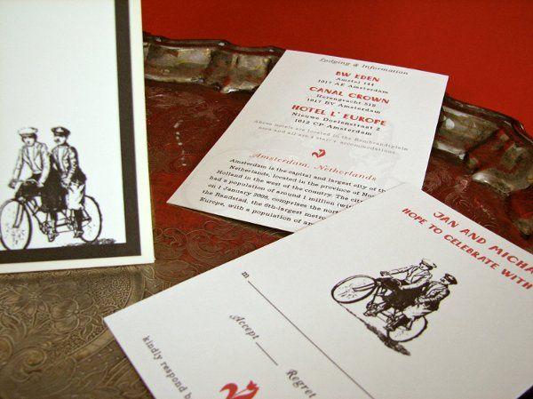 Tmx 1270253925367 InTandem Plymouth wedding invitation