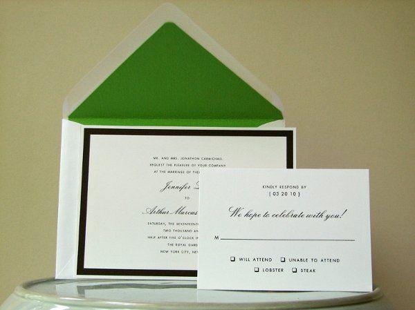Tmx 1270253932242 VerdeIN7b Plymouth wedding invitation