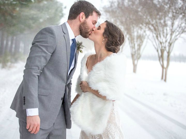 Tmx Snowingkiss19markhawkinsphoto 51 40165 Williamsburg, VA wedding venue