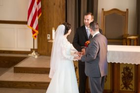 Rev. Ryan Reveley, Officiant