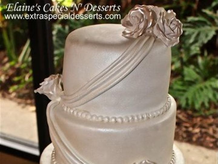 Tmx 1337859814674 Ww2 Clermont wedding cake