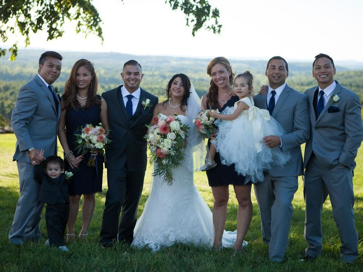 Tmx 1514934224865 1 Postceremonyweddingparty Concord, Massachusetts wedding florist