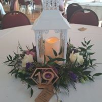 Beautiful Lantern centerpieces