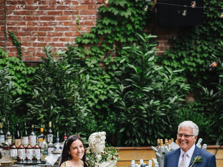 Tmx Wythe Hotel Wedding Brooklyn Nyc By Chi Chi Ari 301 51 1903165 158024543078132 Brooklyn, NY wedding florist