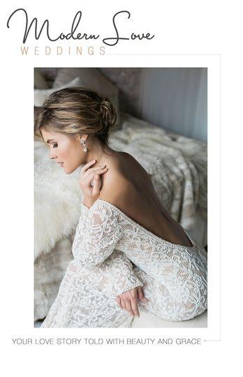 Editorial Bridal Portraiture