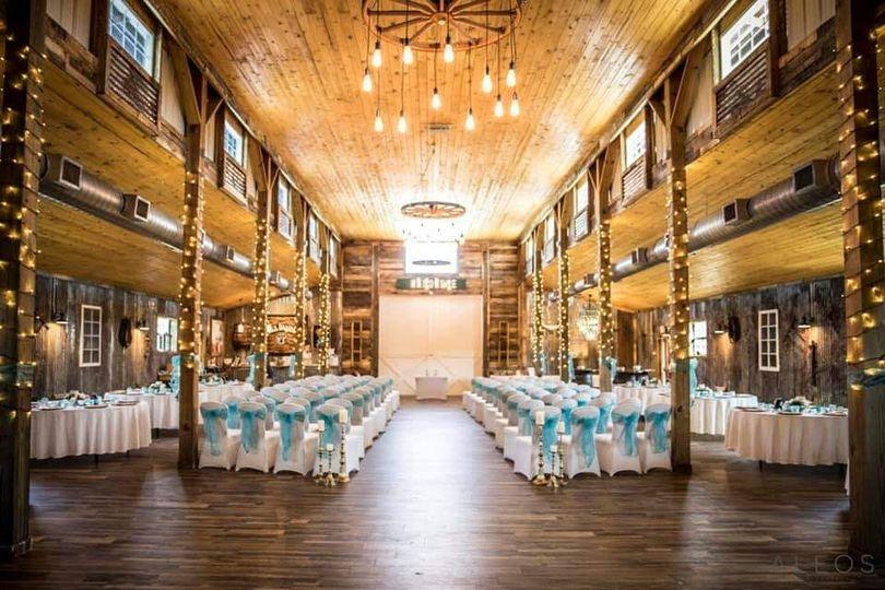 Naples Wedding Barn