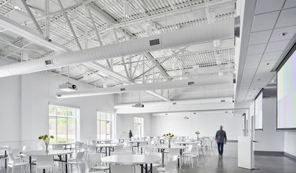 Event Space at the Johnson County Arts and Heritage Center