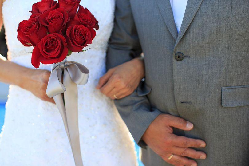 las vegas wedding photographer 25 years anniversar