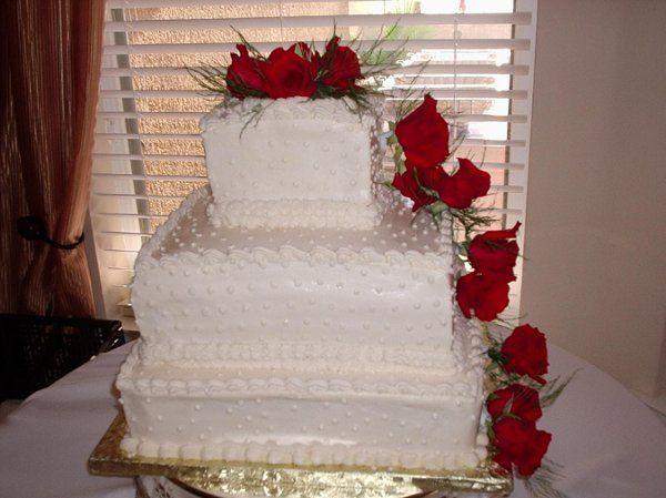 Tmx 1250911677643 4thjuly Deland wedding cake