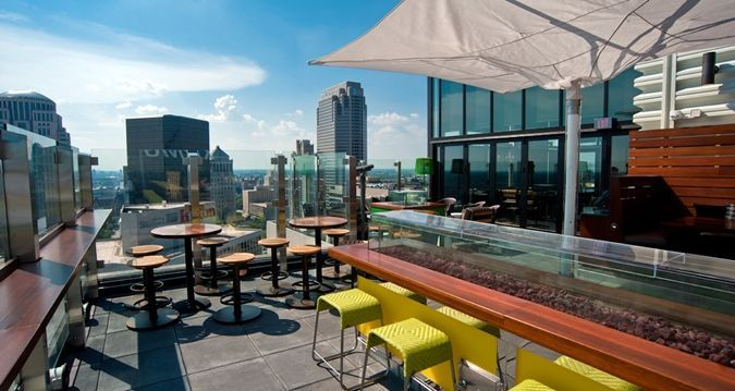 360 rooftop bar after party